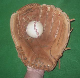Vintage Rawlings Dave Parker RH Throw Baseball Glove 12