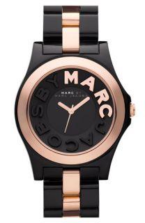 MARC BY MARC JACOBS Rivera Resin Bracelet Watch