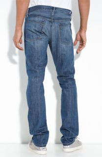 Earnest Sewn Kyrre Slim Straight Leg Jeans (Logan Wash)