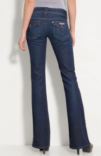 Hudson Jeans Signature Bootcut Jeans (Boston Wash)
