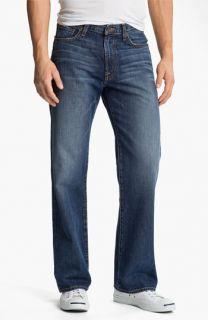 Lucky Brand 181 Relaxed Straight Leg Jeans (Medium Clarksville)