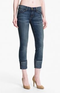 Current/Elliott The Beatnik Crop Slim Leg Jeans (Original Loved)