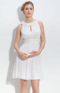 Donna Ricco Embellished Sleeveless Dress (Plus)