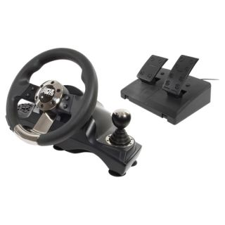 Datel Supersports Wireless Racing Wheel and Pedals Xbox 360 as Is