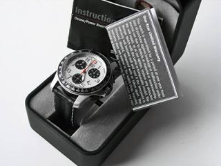 Swiss Army Military Battalion Chronograph Tachymeter Watch $400