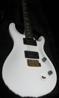 Paul Reed Smith Dave Navarro Model Custom 24 White PRS