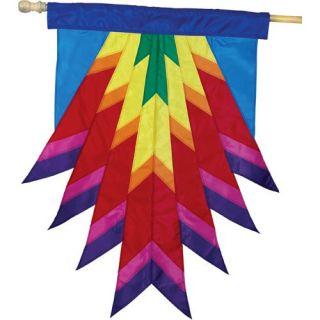 Premier Kites 28 Flash or Parrot Tails Banner Yard Decor Flag