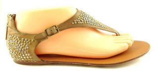 L A M B Lamb Dagan Natural Womens Shoes Sandals 8 5