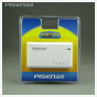 USB 2 0 All in 1 Multi Memory Card Reader for Mini SD TF RS MMC XD CF