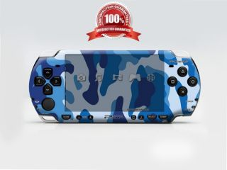 Decal Sticker Skin Cover Protector for Sony PSP 2000 Game Case