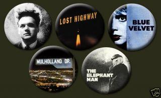 David Lynch Weird Punk Eraserhead 1 Pins Buttons Badge