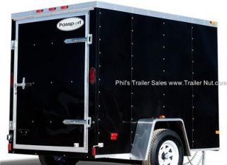 ENCLOSED TRAILER HAULMARK CARGO TRAILERS DALLAS, AUSTIN, WACO TEXAS
