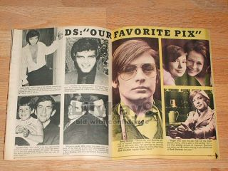 Dark Shadows David Selby Henesy Jonathan Frid Cowsills Mark Lester 16