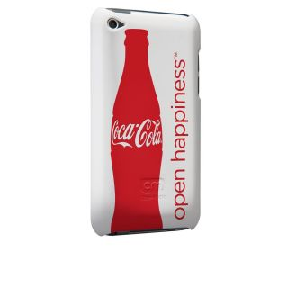 Case mate Coca Cola iPod Touch 4G Barely There Case   Open Happiness