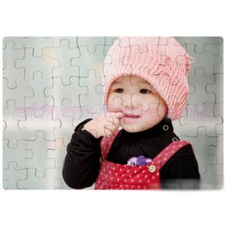 Custom Made Personalized 234 Pieces Jigsaw Puzzle Based on Your Fhoto