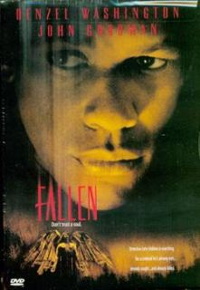 Title FALLEN Denzel Washington, John Goodman (1998) DVD New