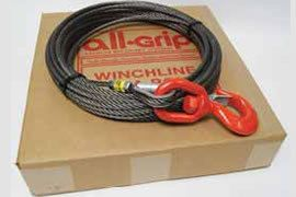 TOW TRUCK WINCH CABLE FOR JERR DAN, MILLER MADE IN USA 100FT