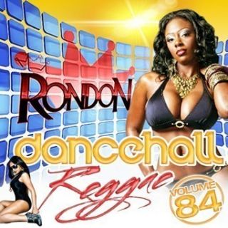 DJ Ron Don Dancehall Reggae Vol 84 Non Stop Party Mix