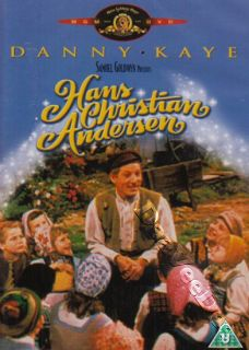 Hans Christian Andersen New PAL Kids DVD Danny Kaye