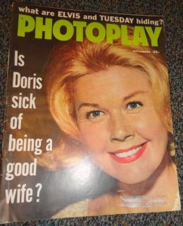 1960 Grace Kelly Debbie Reynolds Doris Day Bob Conrad
