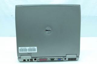 Dell Latitude D610 Laptop Pentium 1 73GHz 1GB 40GB DVD CD RW XP Pro Wi