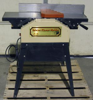 "Foley Belsaw 684 Jointer Planer Molder 8"" 120V"