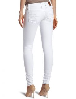 174 00 Nwtfrankie B Womens Factory Girl Skinny Jean Optic White 24