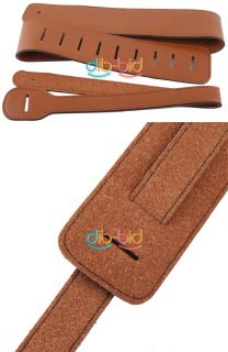 New PU Leather Buckle Electric Guitar Acoustic Firm Strap Straps 02