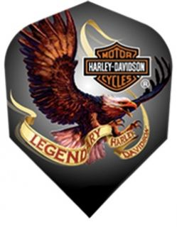 harley davidson legendary eagle dart flights
