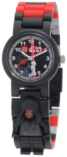 Lego Star Wars Darth Maul Mini Figure Link Watch 9004315 BNIB