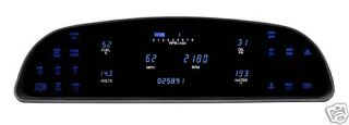 DAKOTA DIGITAL DASH 94 95 CHEVY IMPALA SS 96 CAPRICE GAUGE CLUSTER