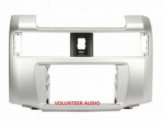 Toyota 4 Runner Radio Installation Dash Kit 2010 2011