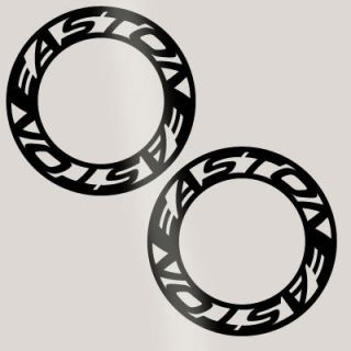 Easton Deep Rim Carbon Bike Wheel Decal Sticker Kit 80