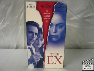 The Ex VHS Yancy Butler, Nick Mancuso, Suzy Amis