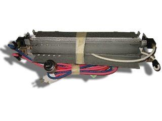 GE Genuine Defrost Heater Kit WR51X443 Fits WR51X372