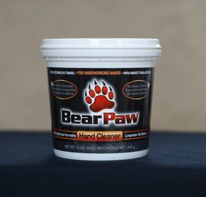 Bear Paw Hand Cleaner Degreaser Eco Safe Made in the USA Quart