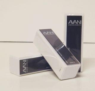 Avani Dead Sea Cosmetics Set of 3 Amazing Nail Buffers