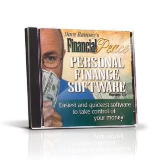 Dave Ramsey Financial Peace University Personal Finance Software CD