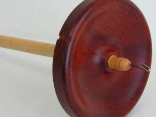 Drop Spindle by David Reed Smith   hand crafted tools for the hand