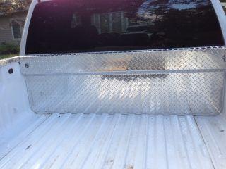 Dee Zee Aluminum Diamondplate Bed Protector 2011 Silverado