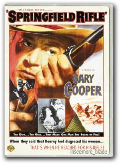 Rifle DVD New Gary Cooper Phyllis Thaxter David Brian Lon Chaney Jr