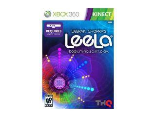 Deepak Chopras Leela Xbox 360 Game THQ