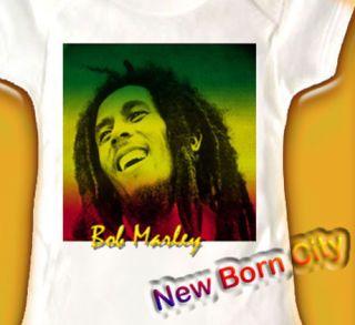 Regae Music Dancehall Jamaica Onesie Baby Gift Music