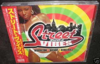 VA Street Vibes 2005 New SEALED Reggaeton Dancehall CD