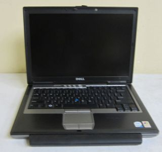 Dell Latitude D630 PP18L Core 2 Duo T7250 2 2GHz 2GB 80GB XP Pro