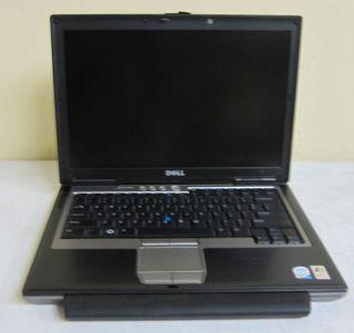 Dell Latitude D630 PP18L Core 2 Duo T7250 2 2GHz 2GB 80GB XP Pro