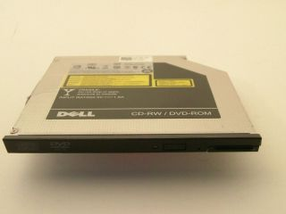 NEW OEM Dell Latitude E6410 E6400 E6500 CD RW DVD ROM MU10N LEG DMMUTV