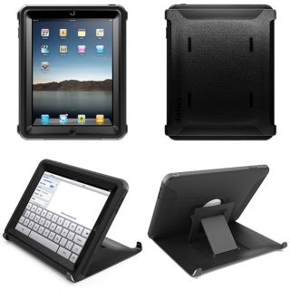 Otterbox Defender Case w Stand for The iPad 1st Generation No Screen