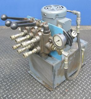 Delta Power 1 2HP Heavy Duty Hydraulic Pump B 1