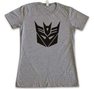 Transformers Decepticons Megatron Logo Cartoon Starscream 80s G1 80s